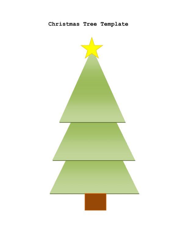 christmas tree template 04
