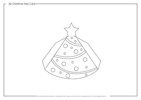 christmas tree template 26