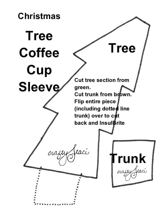 christmas tree template 45