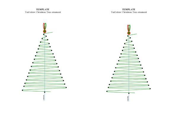 christmas tree template 48