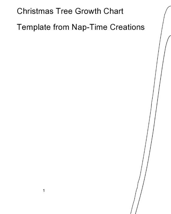 christmas tree template 49