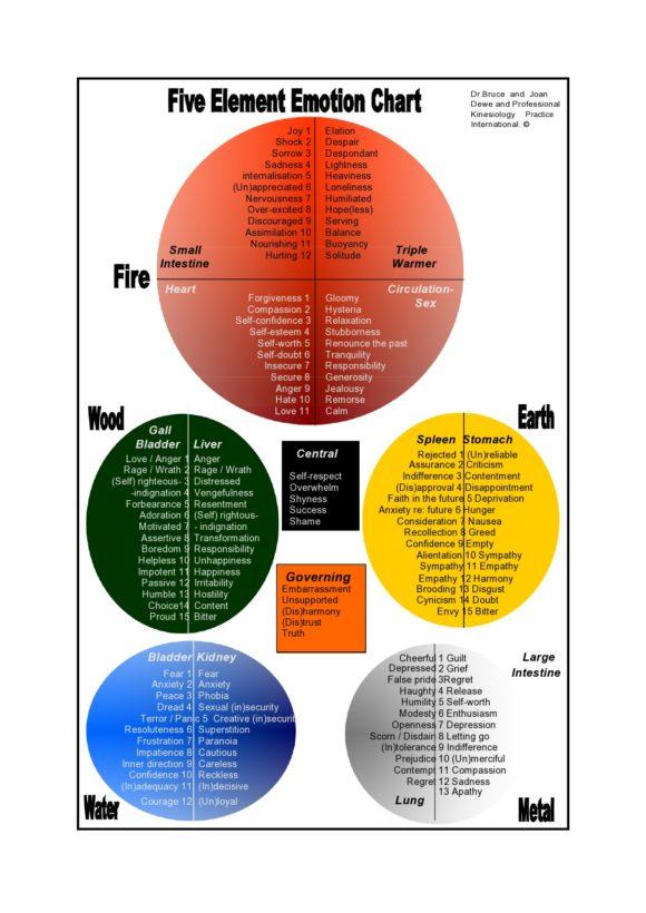 feelings chart 38