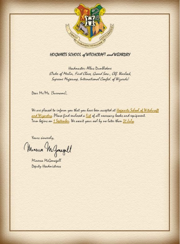 hogwarts acceptance letter template 14