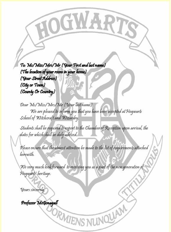 hogwarts acceptance letter template 17