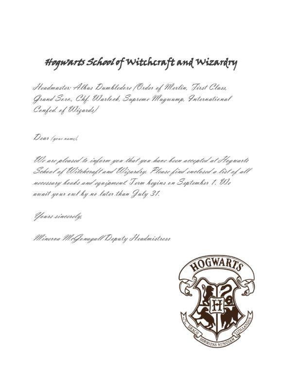 hogwarts acceptance letter template 19