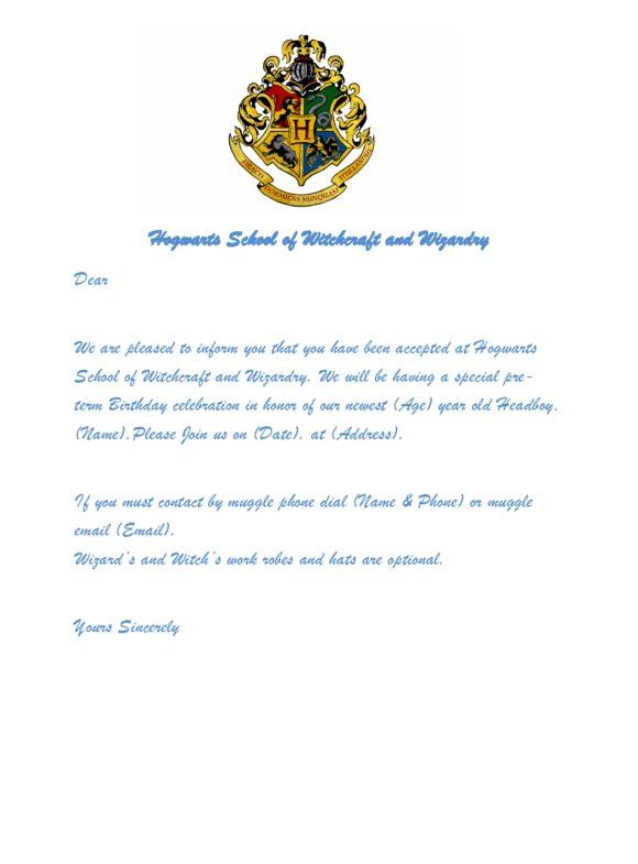 hogwarts acceptance letter template 23