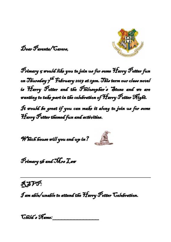 hogwarts acceptance letter template 25