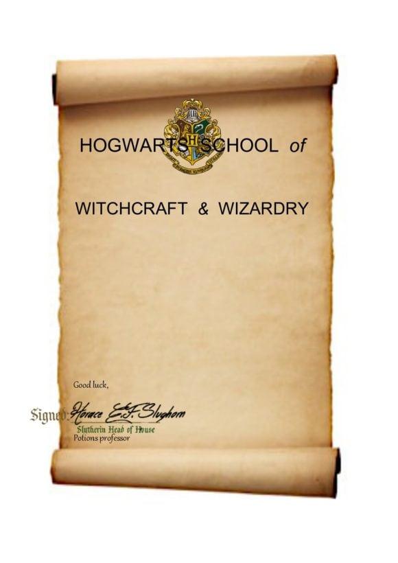 hogwarts acceptance letter template 27