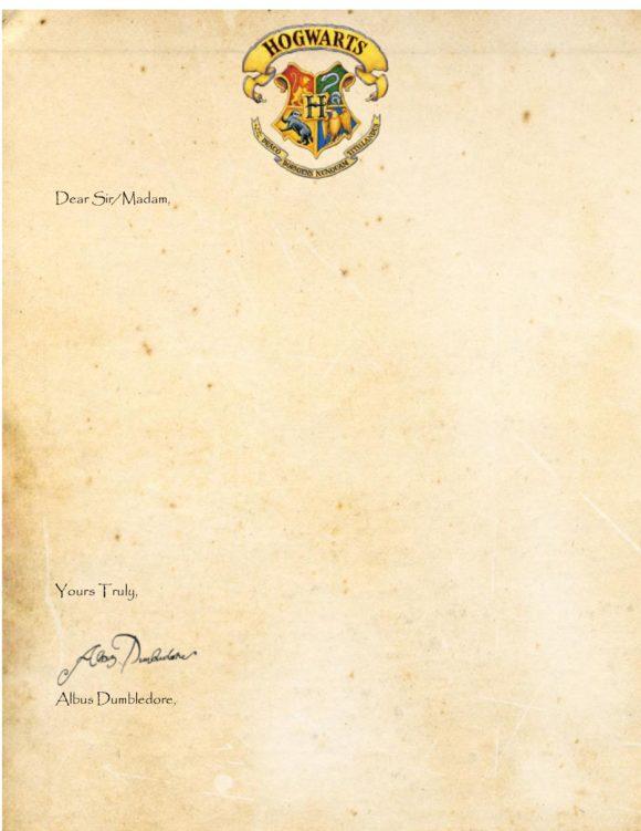 hogwarts acceptance letter template 28