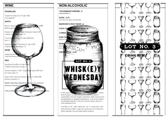 drink menu template 13