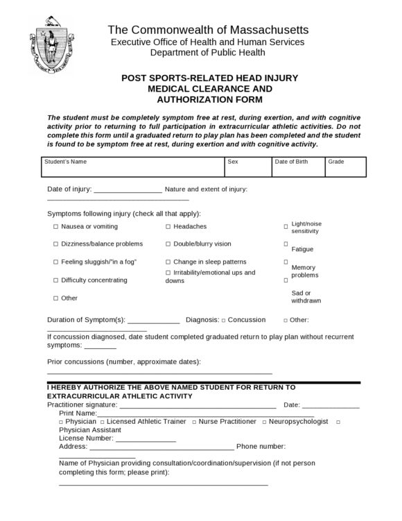medical clearance form 05