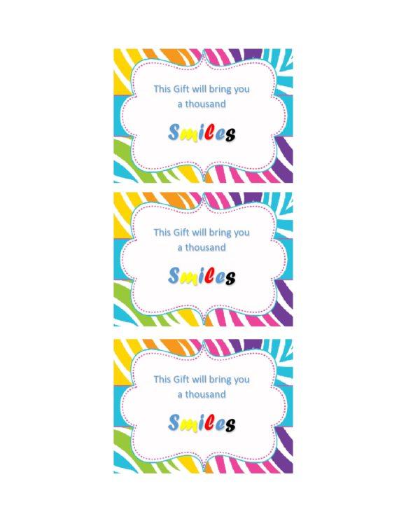 printable gift tag 10