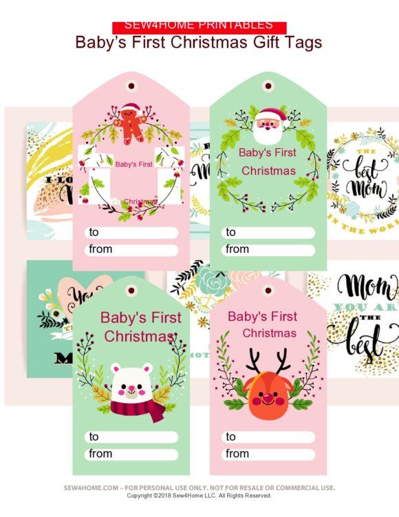 printable gift tag 14