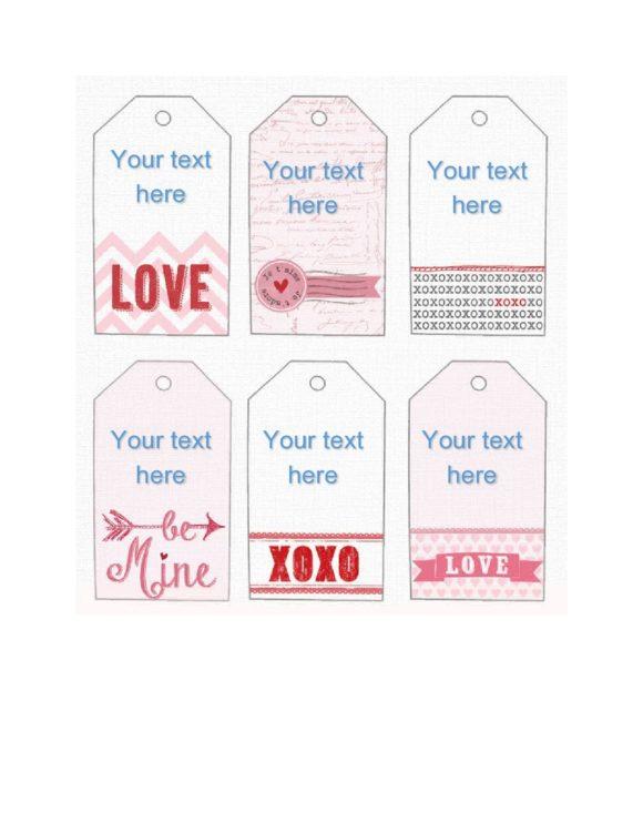 printable gift tag 22