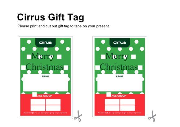 printable gift tag 27