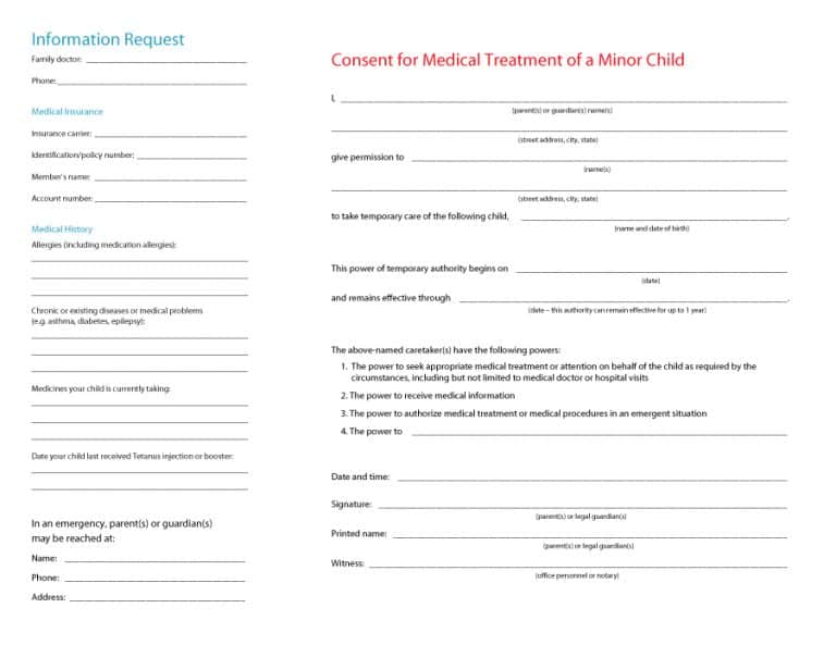 medical consent form 01